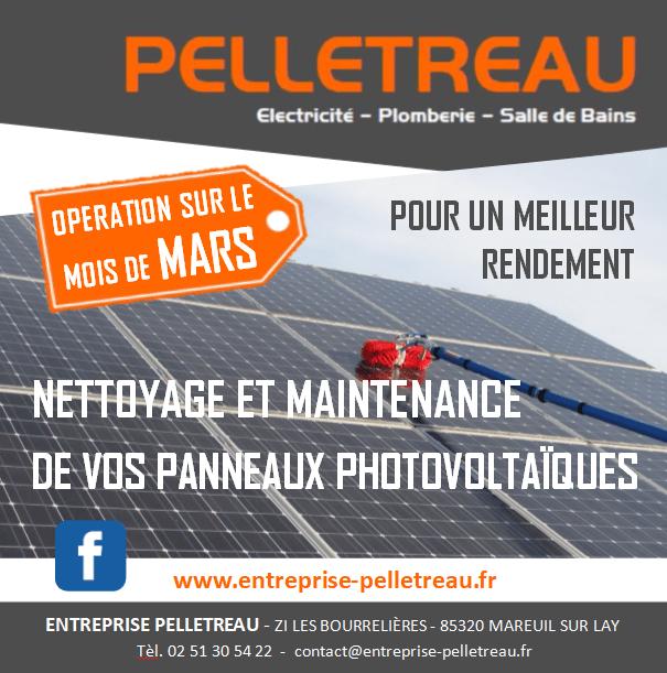Nettoyage et maintenance photovoltaique