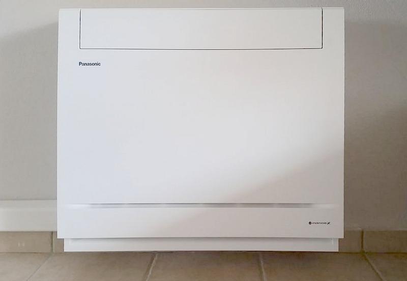 console-de-climatisation