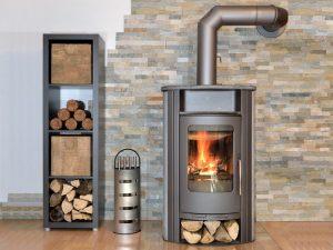 bois-poele et cheminée