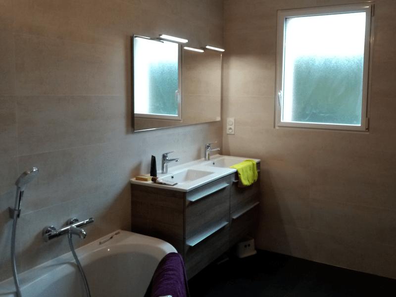 Entreprise Rénovation Salle de bains Vendée